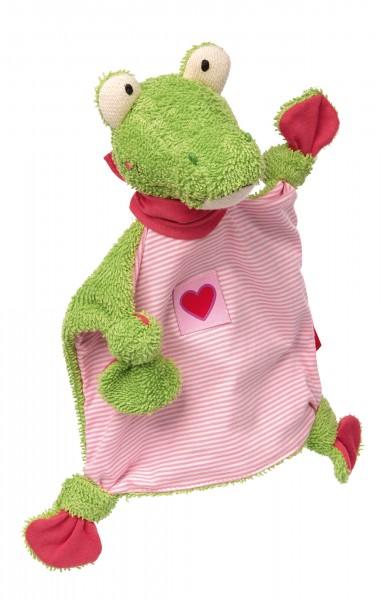 Baby Schnuffeltuch Krokodil Krokka Mokka