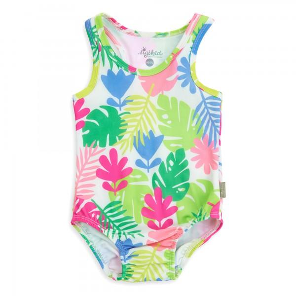 Baby Badeanzug mit Palmen Print