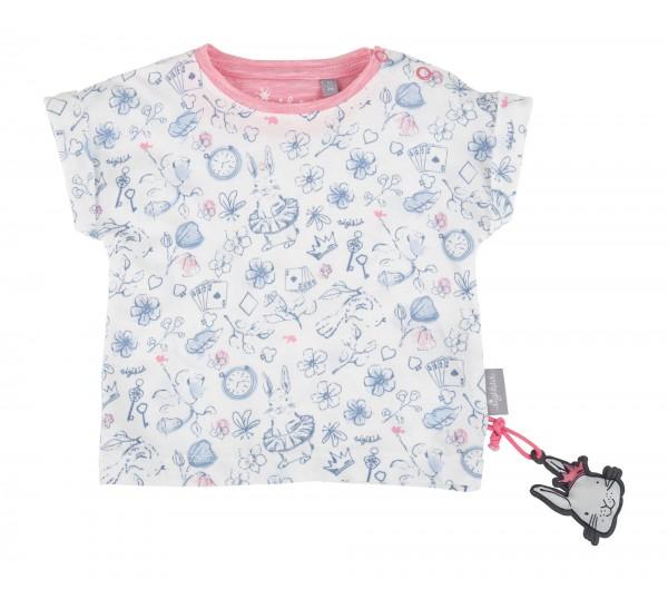 SIGIKID Mädchen T-Shirt mit zartem Druck