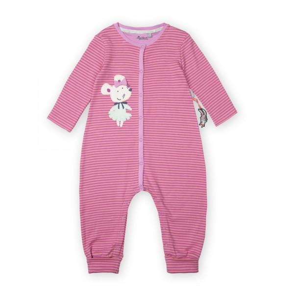Baby Overall mit Motiv Ballerina Mouse