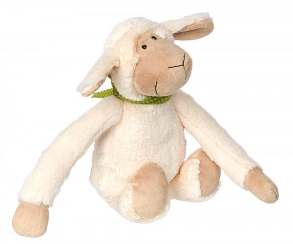 Kuscheltier Schaf mit extra langen Armen