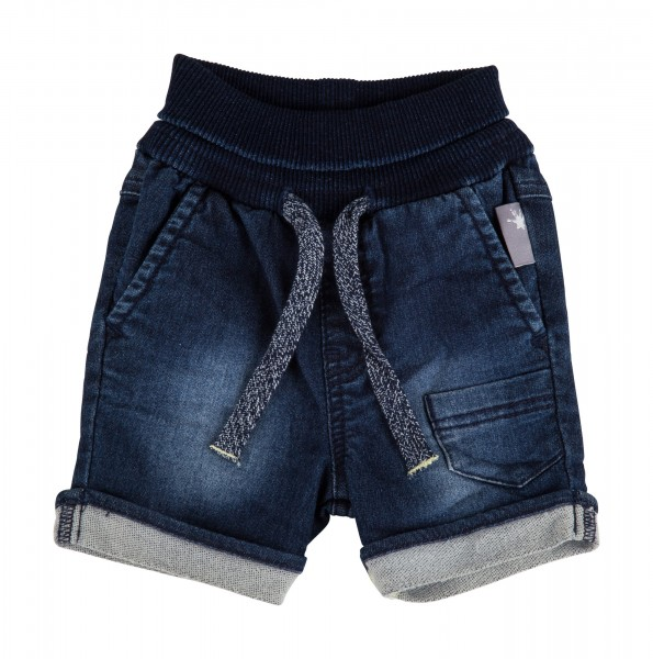 SIGIKID Softe Baby Jeans Bermudas