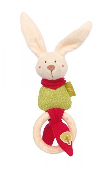 Babygreifling Hase, Green Collection