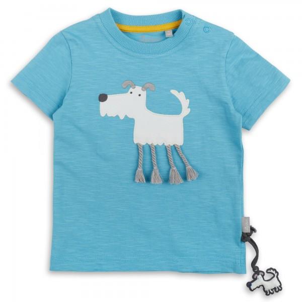 Baby T-Shirt mit Hündchen