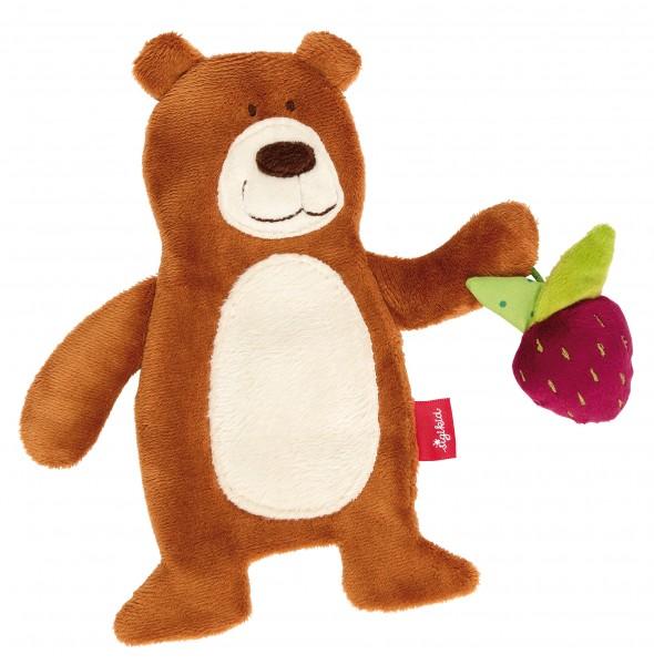 Aktiv Schnuffeltuch Bär