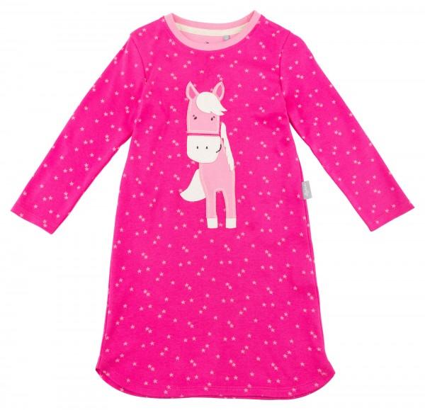 Sternchen Nachthemd für Mädchen