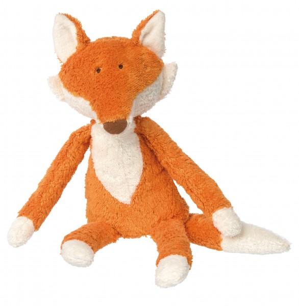 Bio Kuscheltier Fuchs Natur pur