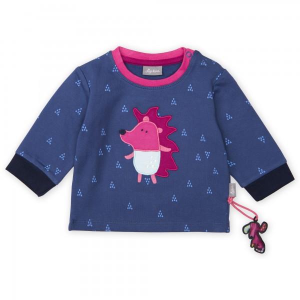 Baby Sweatshirt mit Igel Motiv