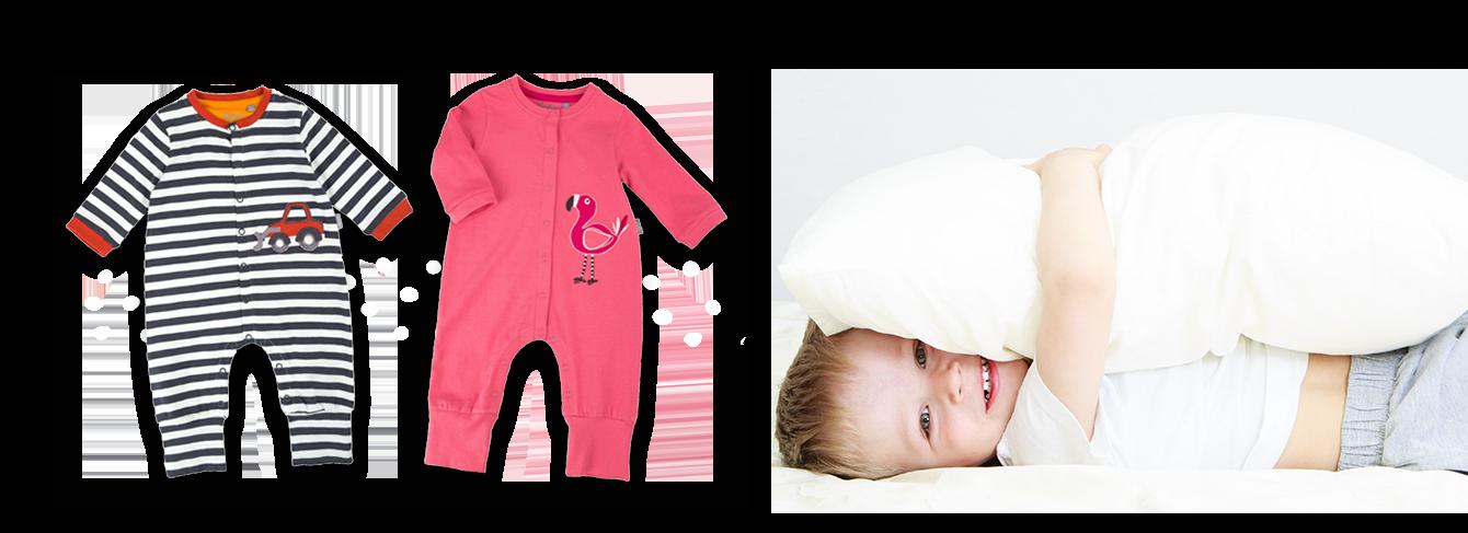 Snug nightwear and pyjamas