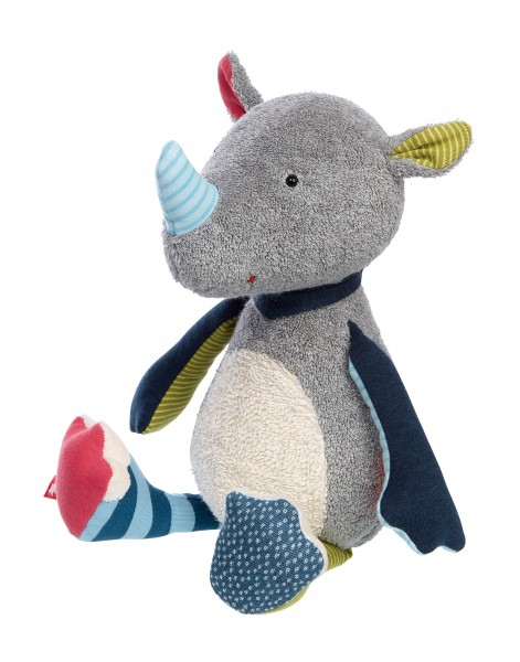 Nashorn Patchwork Sweety
