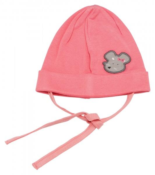 Babymütze in Pink
