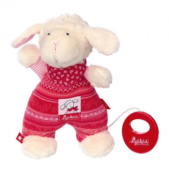 Spieluhr Schaf Schnuggi