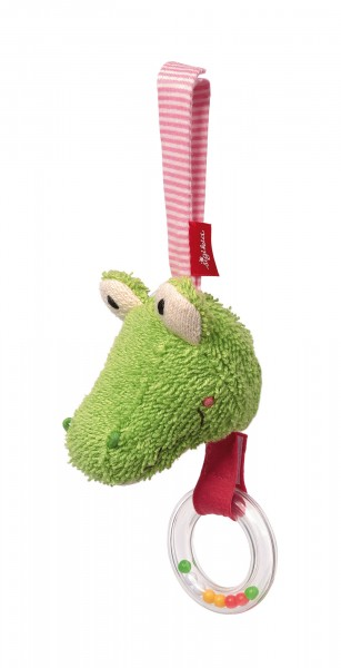 Baby Spielanhänger Krokodil Krokka Mokka