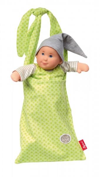 Puppe Pallimchen, grün