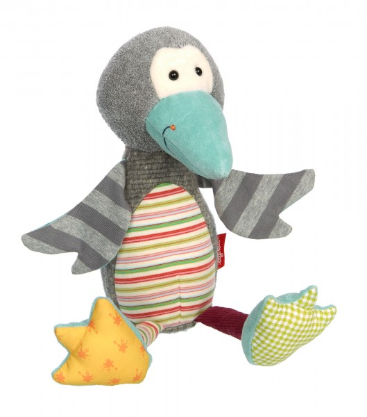 Pinguin Patchwork Sweety