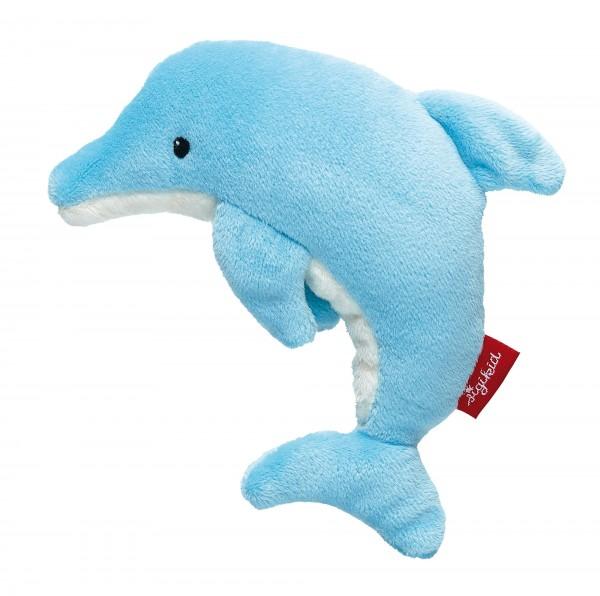 Greifling Delfin Red Stars