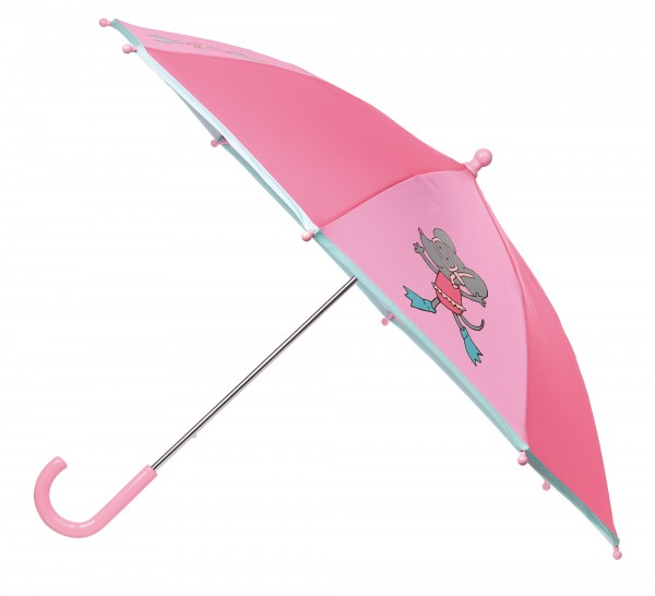 Kinder Regenschirm Maus