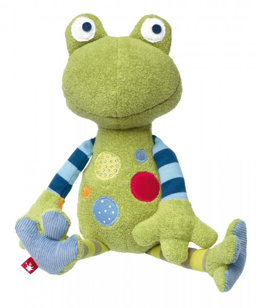 Patchwork Sweety Frosch