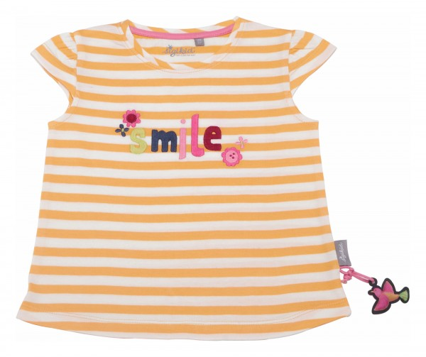 Gestreiftes T-Shirt für Mädchen