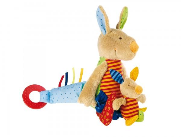 Babyspielzeug Aktiv-Känguru