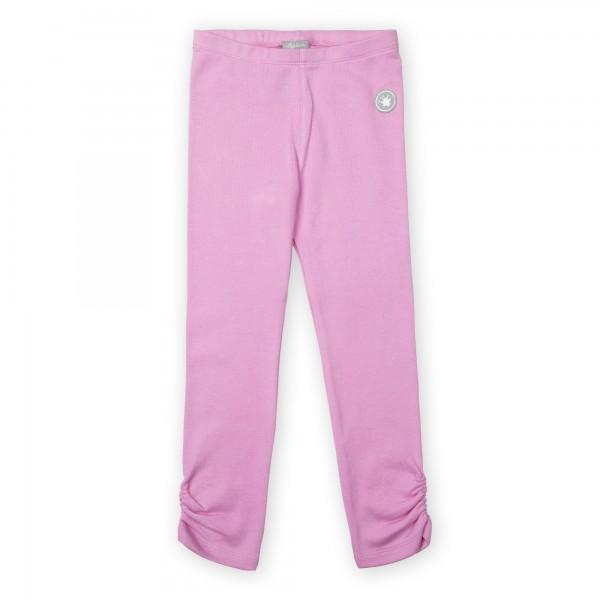 Pinke Mädchenleggings