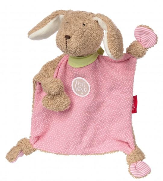 2031c965c1 BABY GESCHENK! sigikid Baby Girl Schmusetuch rosa Hund | First class ...