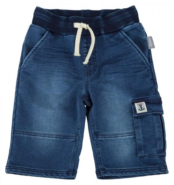 Jeans-Cargo Bermuda für Jungen