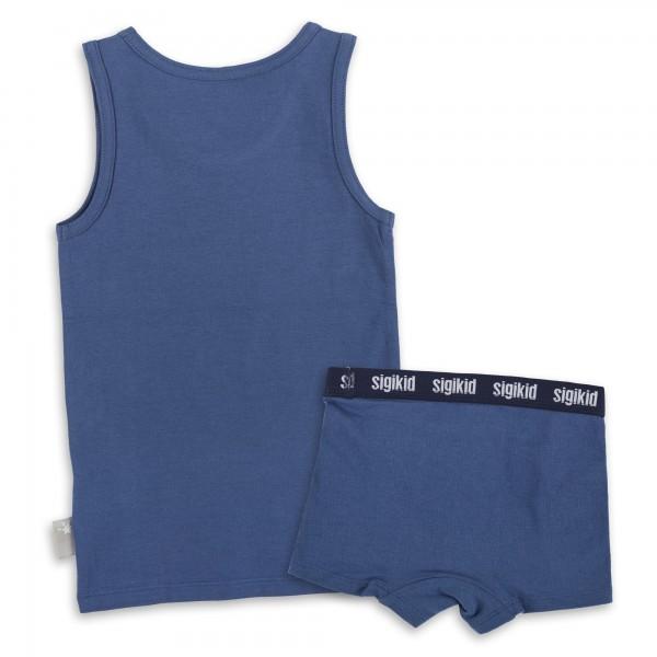Jungen Unterwäsche Set in Blau