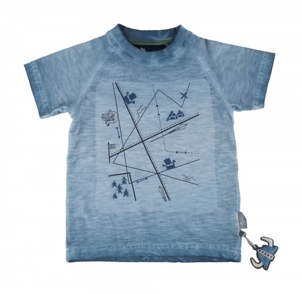 Jungen T-Shirt im Used Look Gr. 92-128 | sigikid