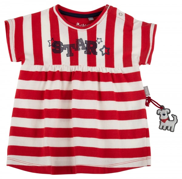 sigikid Babykleid mit Streifen