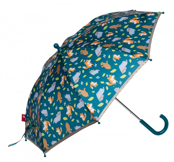 Regenschirm Fuchs COLORI