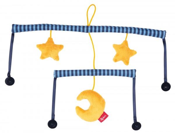 Kombinierbares Mobile Mond und Sterne sigimix