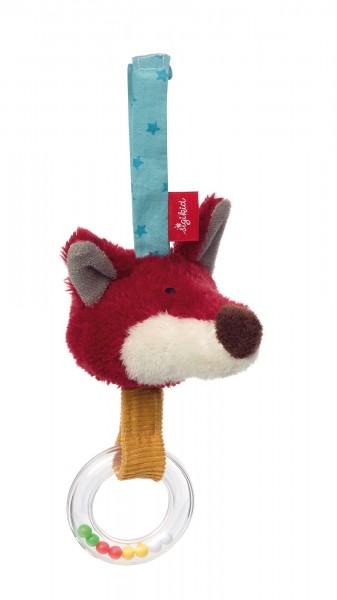 Babyschalen Spielzeug Fuchs