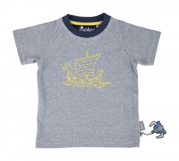 Jungen T-Shirt Wikingerschiff Gr. 92-128 | sigikid