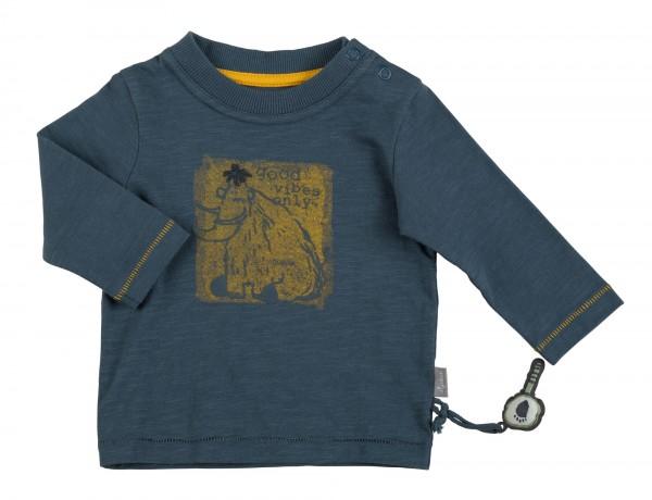 Jungen Langarmshirt mit Mammut Motiv