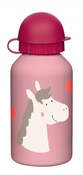 Edelstahl Trinkflasche Pony