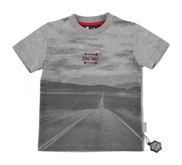 SIGIKID Jungen T-Shirt mit trendigem Print