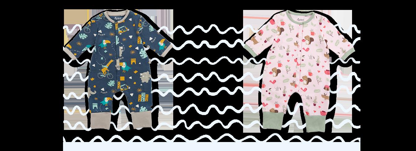 Tag- und Nachtwäsche