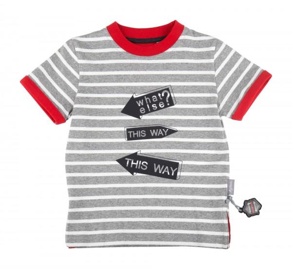 SIGIKID Gestreiftes Kinder T-Shirt für Jungs
