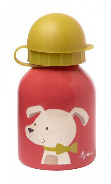Edelstahl Trinkflasche Hund