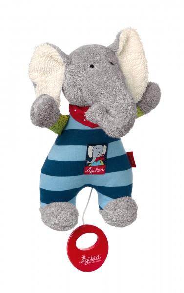 Spieluhr Elefant Lolo Lombardo