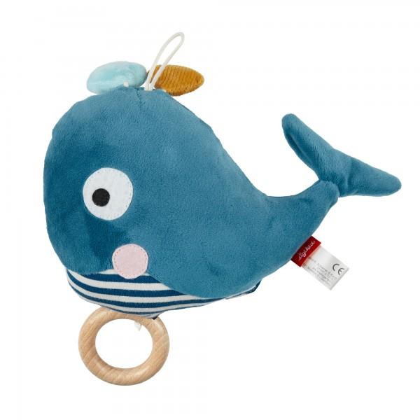 Spieluhr Wal