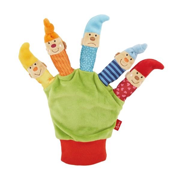 Spiel Handschuh Wichtel