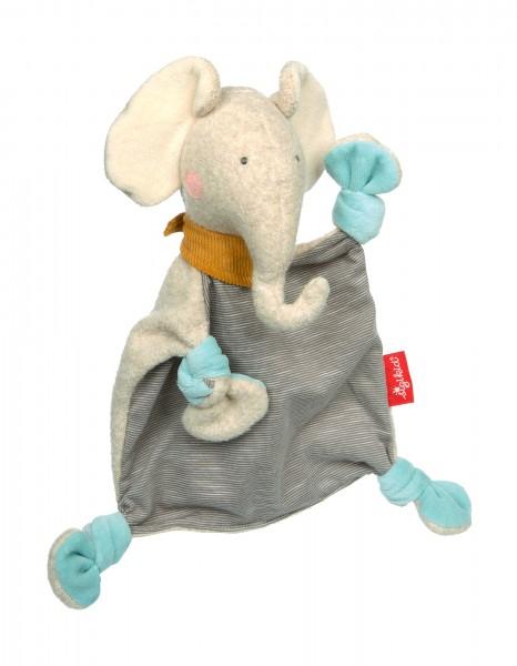 Schnuffeltuch Elefant Gol