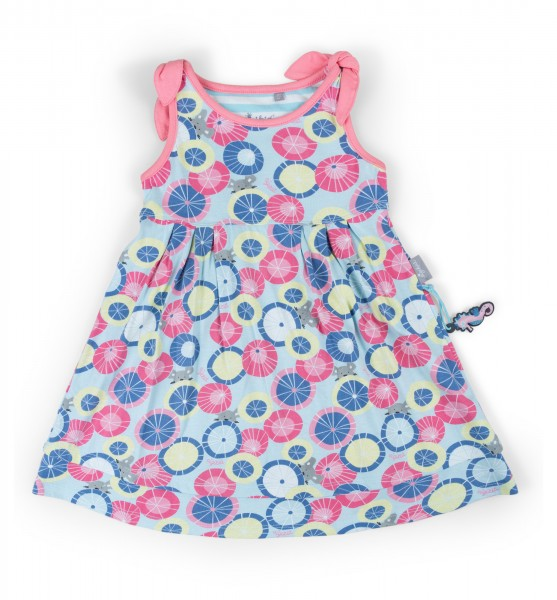 Sommerkleid mit fröhlichem Print
