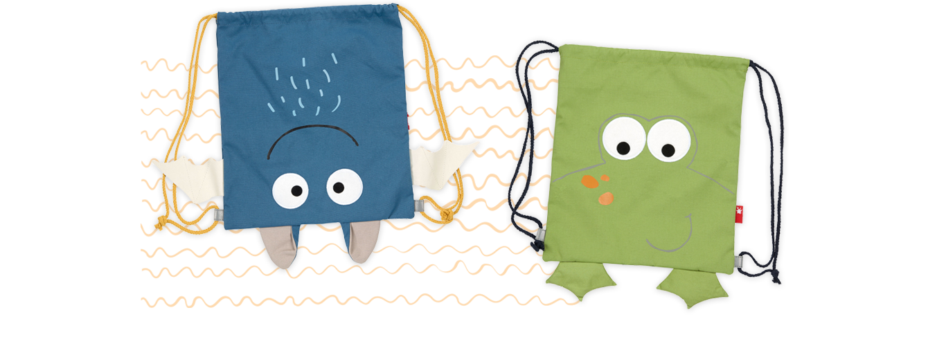 Gym bags for kids