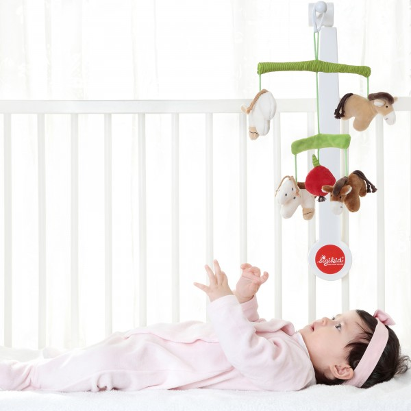 Mobile Pferd Baby Activity