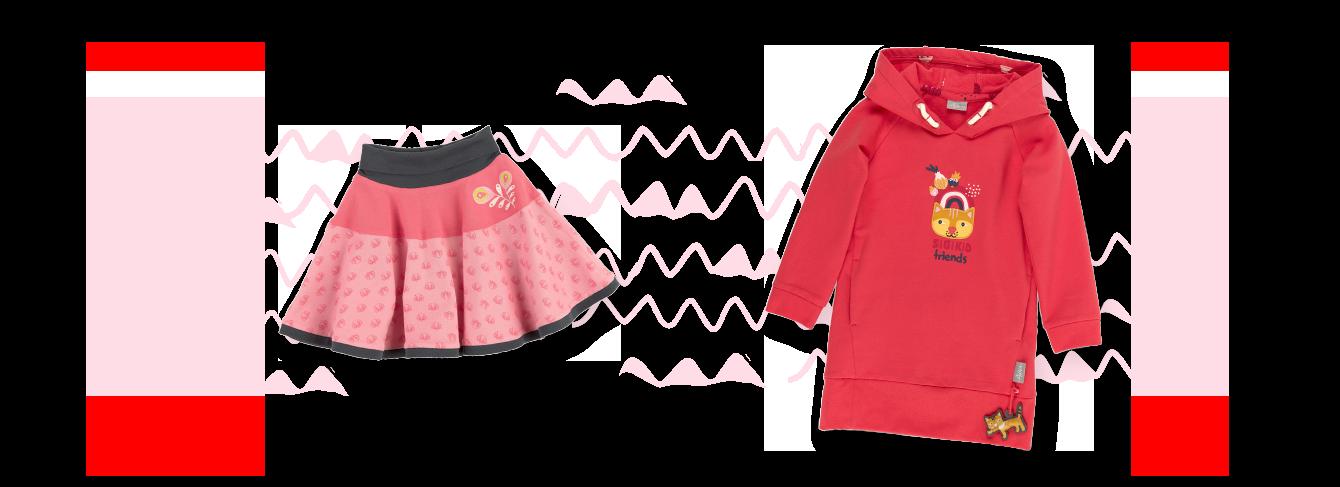 Mädchenkleider & Röcke