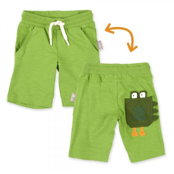 Grüne Jungen Bermuda