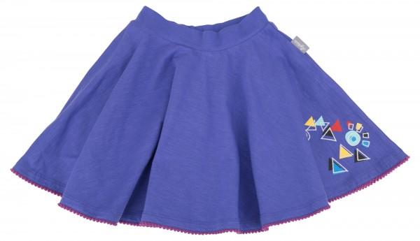 SIGIKID Schwungvoller Mädchenrock in lila